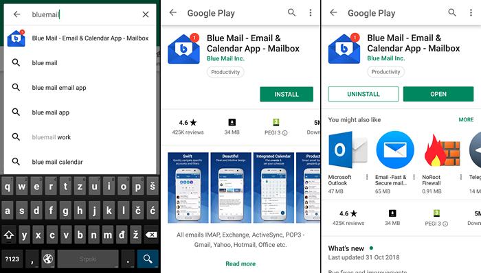 bilo koje dobre aplikacije za pretragu za android izlazi sa 16-godišnjim ilegalnim uk